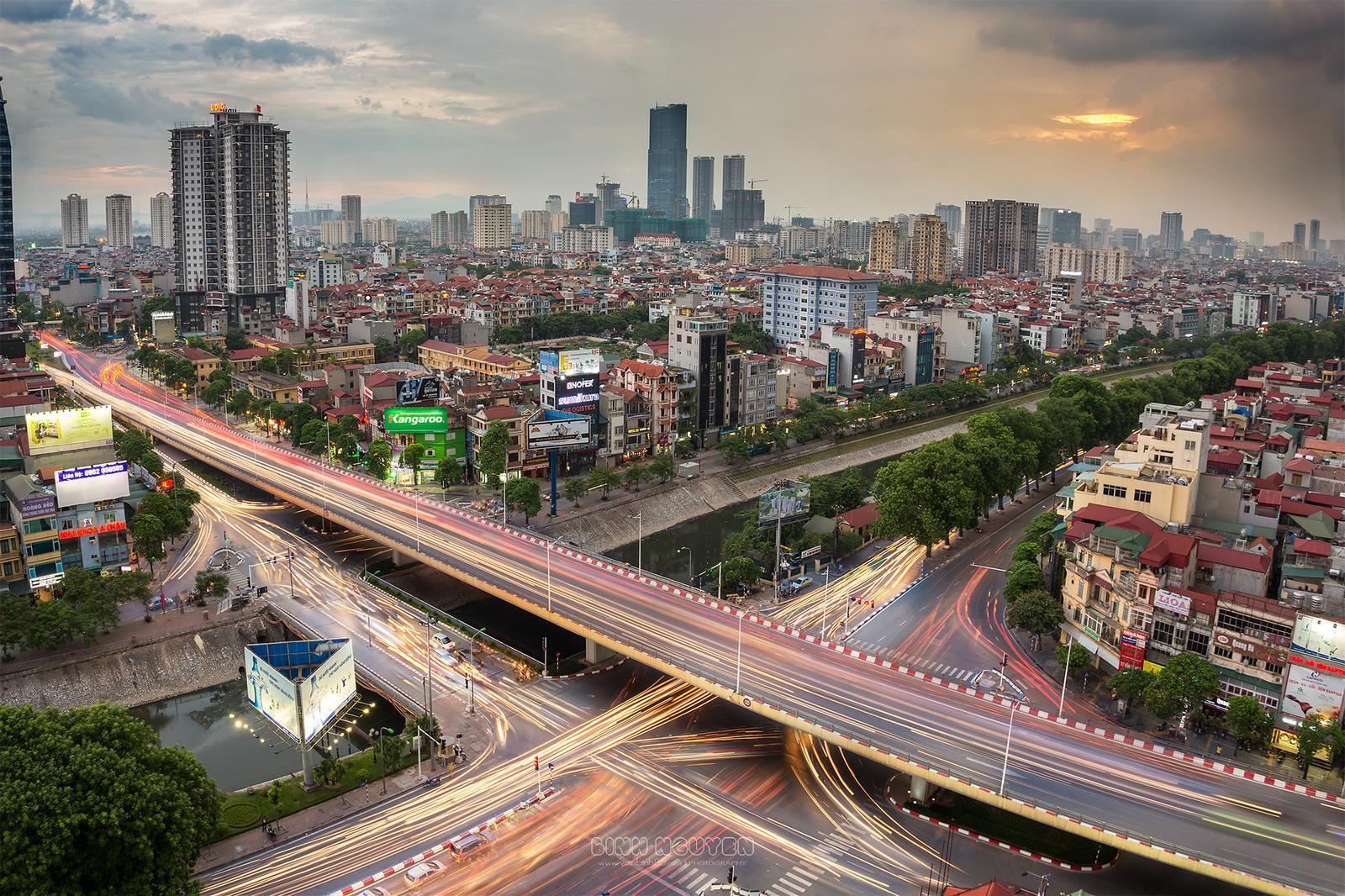 Phát triển đô thị thông minh ở Việt Nam hướng tới tăng trưởng xanh
